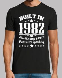 costruito nel 1982 tutte le parti origi