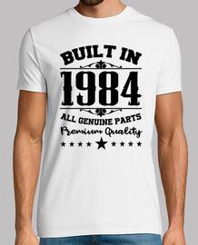 costruito nel 1984 tutte le parti origi