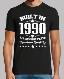 costruito nel 1990 tutte le parti origi