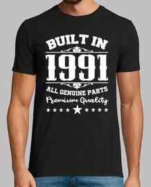 costruito nel 1991 tutte le parti origi