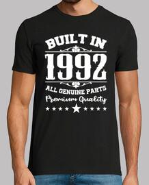 costruito nel 1992 tutte le parti origi