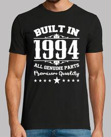 costruito nel 1994 tutte le parti origi
