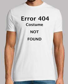 Costume not found