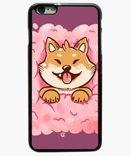 Cotton Candy Shiba Inu Phone case iphone 6 / 6s plus case