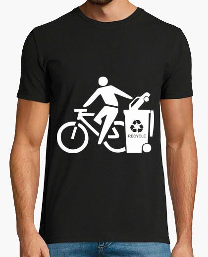 Cotxe white trash t-shirt
