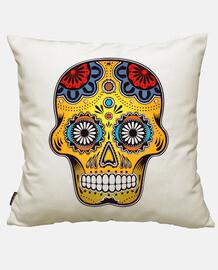 couleur crâne mexique