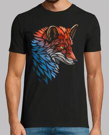 couleurs de renard tribal