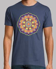 couleurs tournoyantes mandala