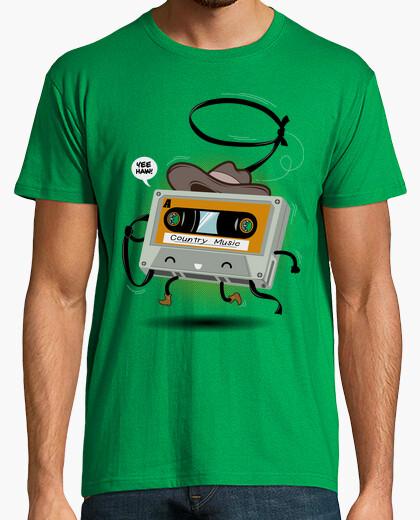 Camiseta Country Music Tape