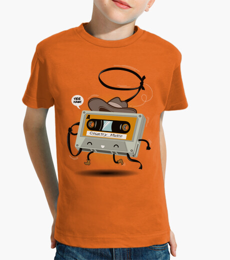 Ropa infantil Country Music Tape