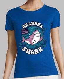 coup de grand-mère requin