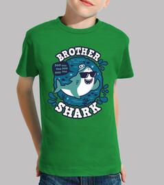 coup de requin frère