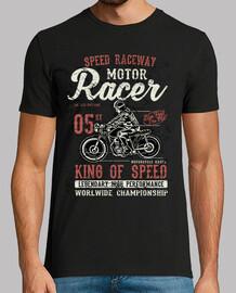 coureur de moto