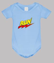 courir!
