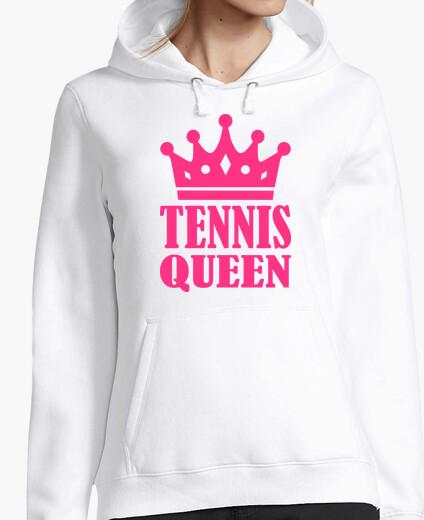 Sweat couronne de la reine du tennis
