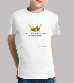 couronne roi (lettrage noir)