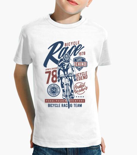 Vêtements enfant course de vélo