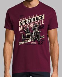 course de vitesse