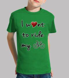 course enfants de vélos