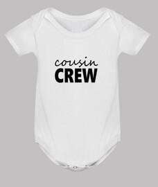 Cousin Crew Onsie Diaper Shirt