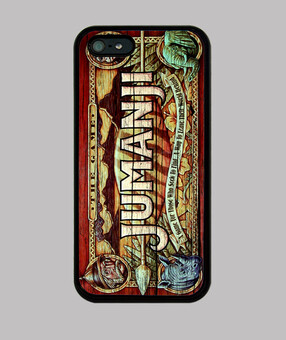 couverture de jumanji iphone 5 / 5s