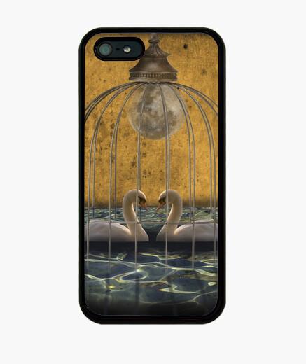 Coque iPhone couverture de parreja pour iphone5 / 5s