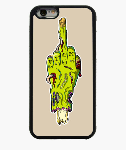 coque iphone xr zombie