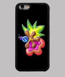 couvrir iphone 6 explosion de couleurs
