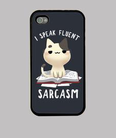 cover fluente di sarcasmo