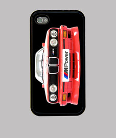 Cover iPhone 4, nera