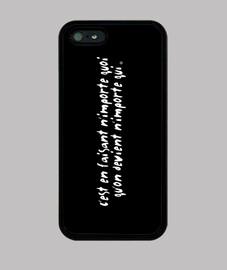 Cover iPhone 5 (Rémi Gaillard)