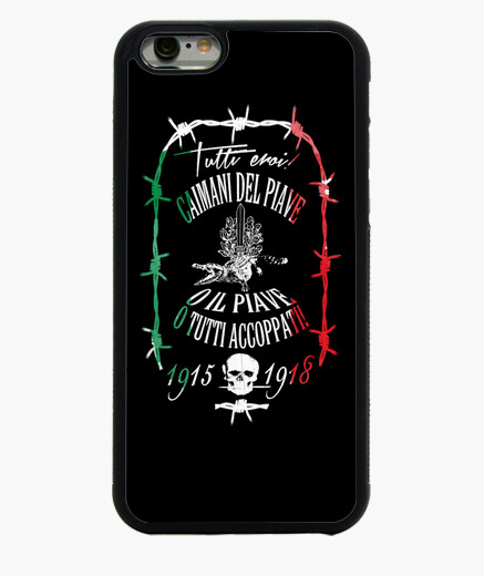 Cover iPhone 6 / 6S Caimani del Piave 1