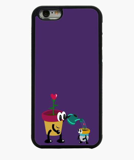 Cover iPhone 6 / 6S genitori e sons