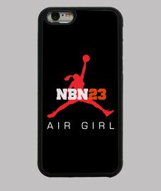 cover iphone 6, air ragazza nbn23
