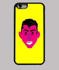 cover iphone 6 cover alex turner - monkeys artiche