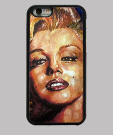 cover iphone 6 marilyn monroe