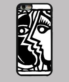 Cover iPhone 6, nero