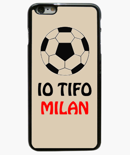 Cover iPhone 6 Plus  / 6S Plus cover iPhone 6 PLUS tifo milan
