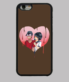 cover iphone 6 yandere