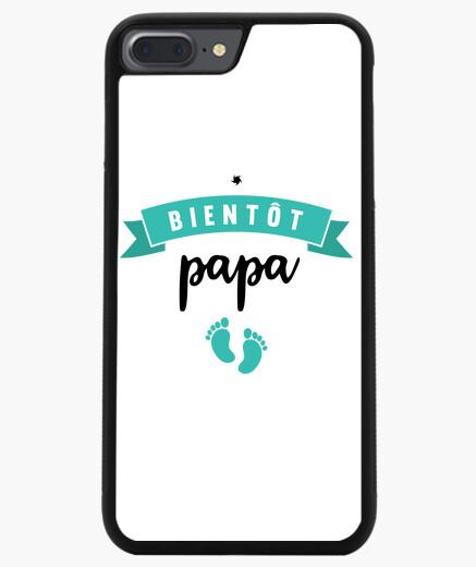 Cover iPhone 7 Plus / 8 Plus presto papà