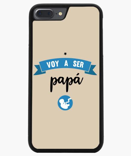 Cover iPhone 7 Plus / 8 Plus sarò papà