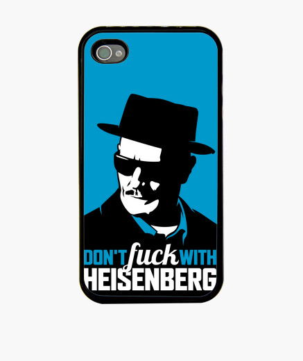 Cover iPhone Breaking Bad: Heisenberg
