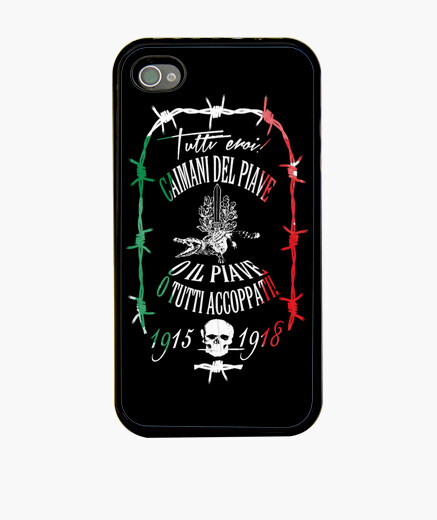 Cover iPhone Caimani del Piave 1