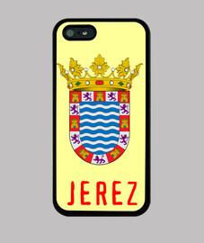 cover iphone del cappotto provincia di confine sherry