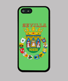 cover iphone del cappotto provincia di siviglia