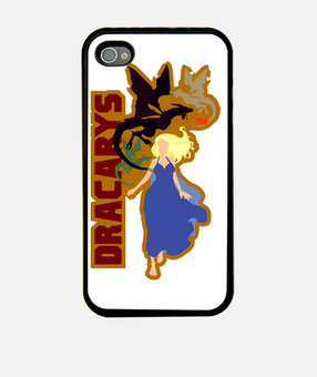 cover iphone - dracarys