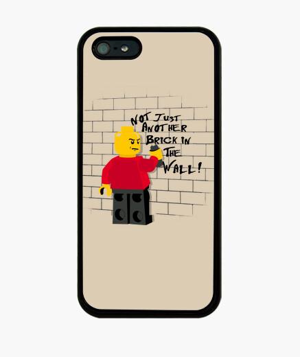 Cover iPhone lego non mattone nel muro