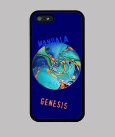 cover iphone mandala genesis