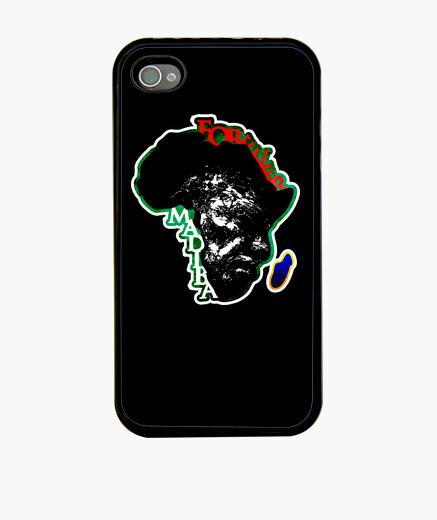 Cover iPhone nelson mandela omaggio