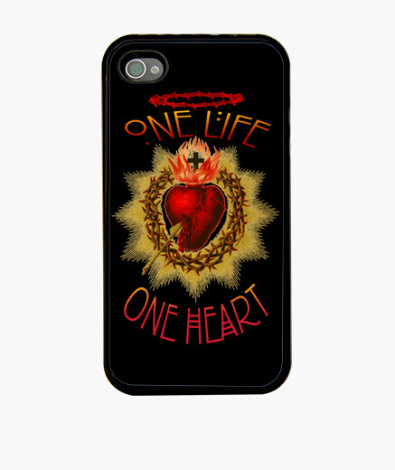 Cover iPhone ONE LIFE, ONE HEART